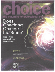 Choice January 2015 Cover_My feature article