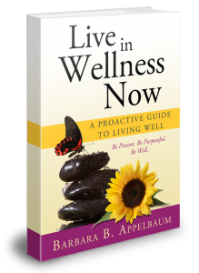 live in wellness now book cover